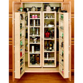 Swing-Out Wood Pantry Kit